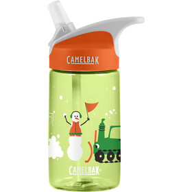 CamelBak Eddy Holiday LTD Drinking Bottle 400ml Kids snow plow